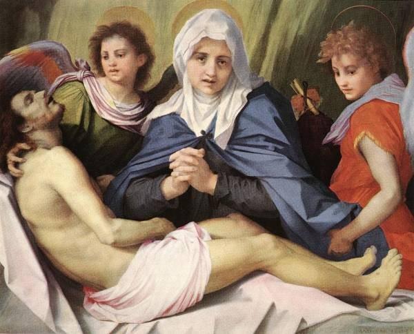Lamentation of Christ WGA